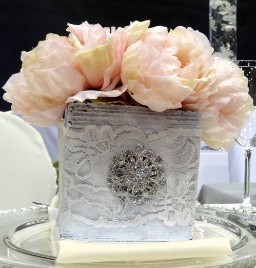 Montreal Bridal Show Image 4 flowers